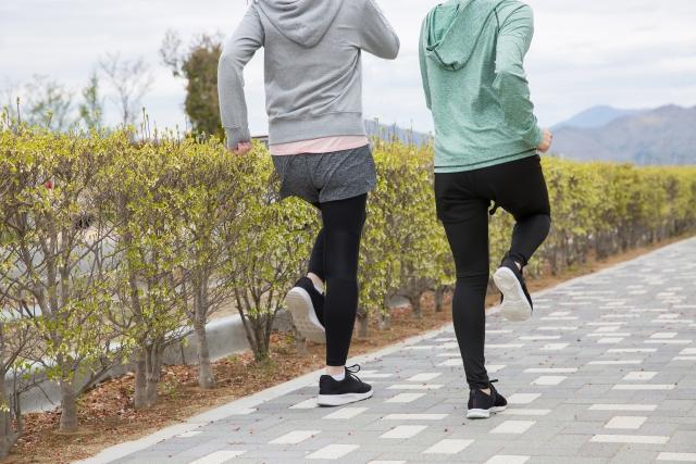 ランニングとウォーキングでダイエット効果に違いがある?