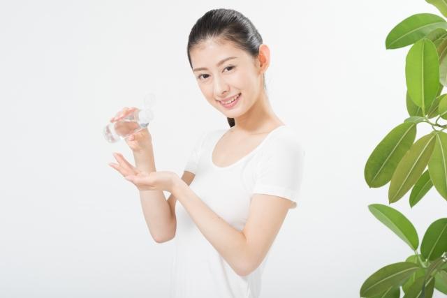 収れん化粧水とは何?普通の化粧水とどう違う?