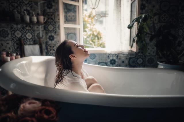 お風呂ダイエットの方法①入浴編(高温反復入浴法)