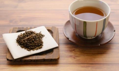 ほうじ茶のカフェインはどれくらい?赤ちゃんや子供への影響は?