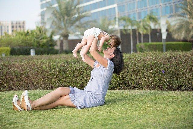 産後ダイエットは運動から始めよう!