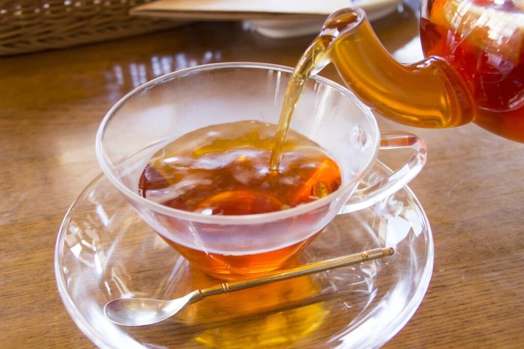 紅茶の効能一覧