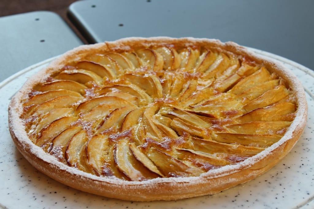 アップルパイの栄養バランスは健康にいい!?