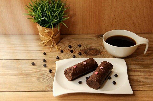 チョコレートのカフェイン