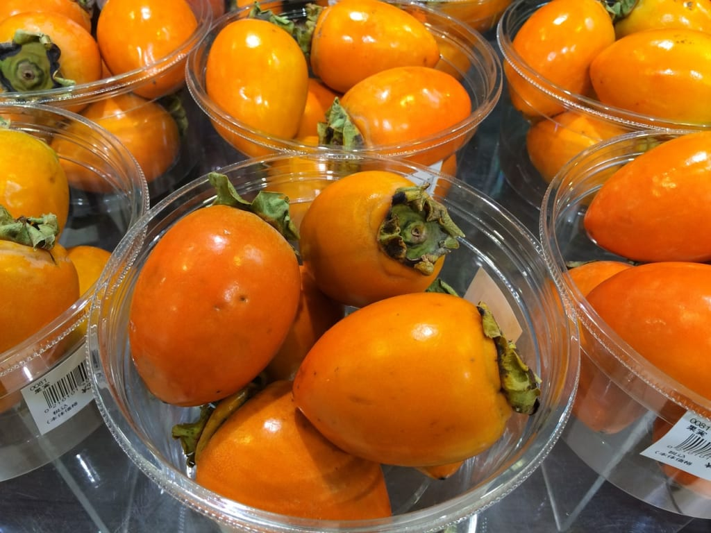 柿の時期はいつ?どの時期の柿が美味しい?
