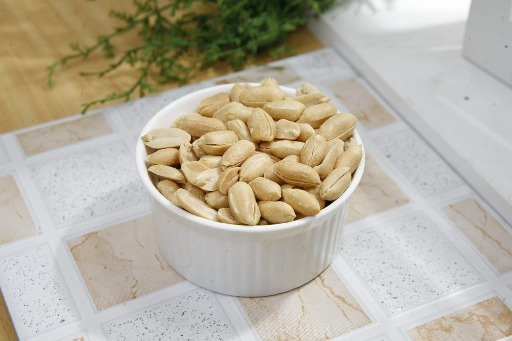 ピーナッツの糖質やカロリー、栄養は?