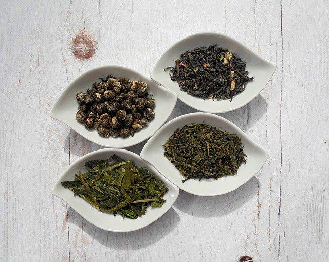 緑茶の種類によってカフェイン量は違う?
