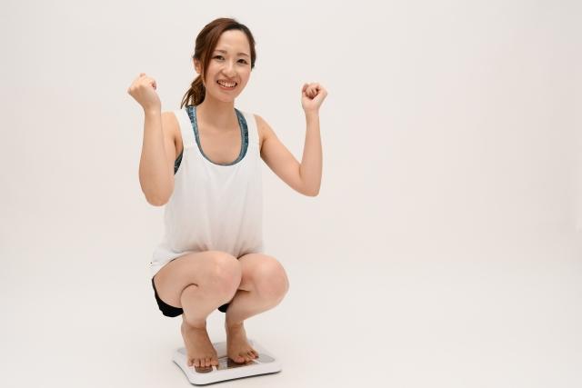 2週間ダイエットで3キロ痩せれば見た目は変わる