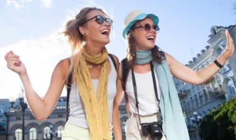 女子旅に行こう!おすすめ女子旅スポットと女子旅を成功させるコツ
