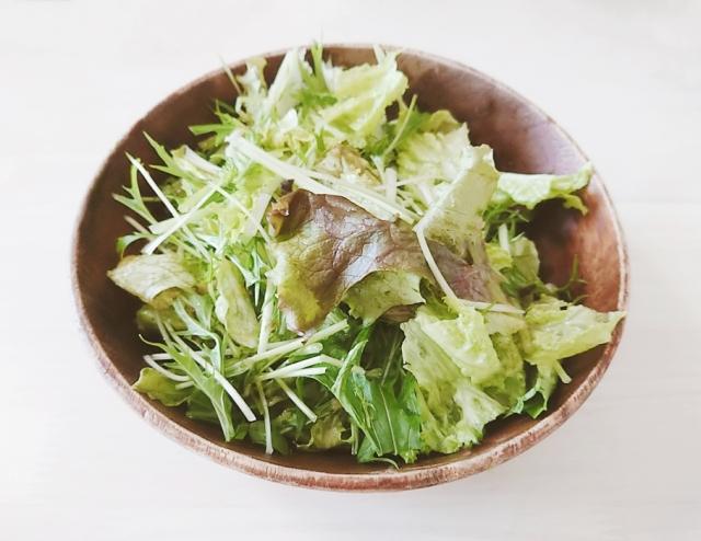 ダイエットにおすすめ!レタスサラダのカロリー-2