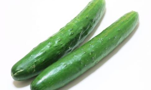 きゅうりのカロリーは低い?栄養成分や効果を紹介