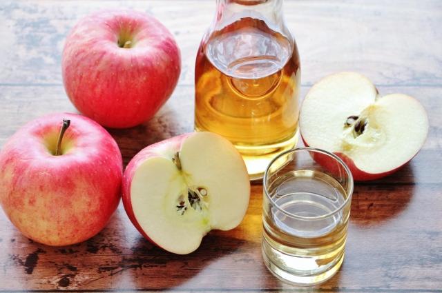 リンゴ酢ダイエットが女性に人気!?