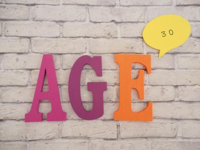 「いい歳して」と言われる年齢は30歳から?