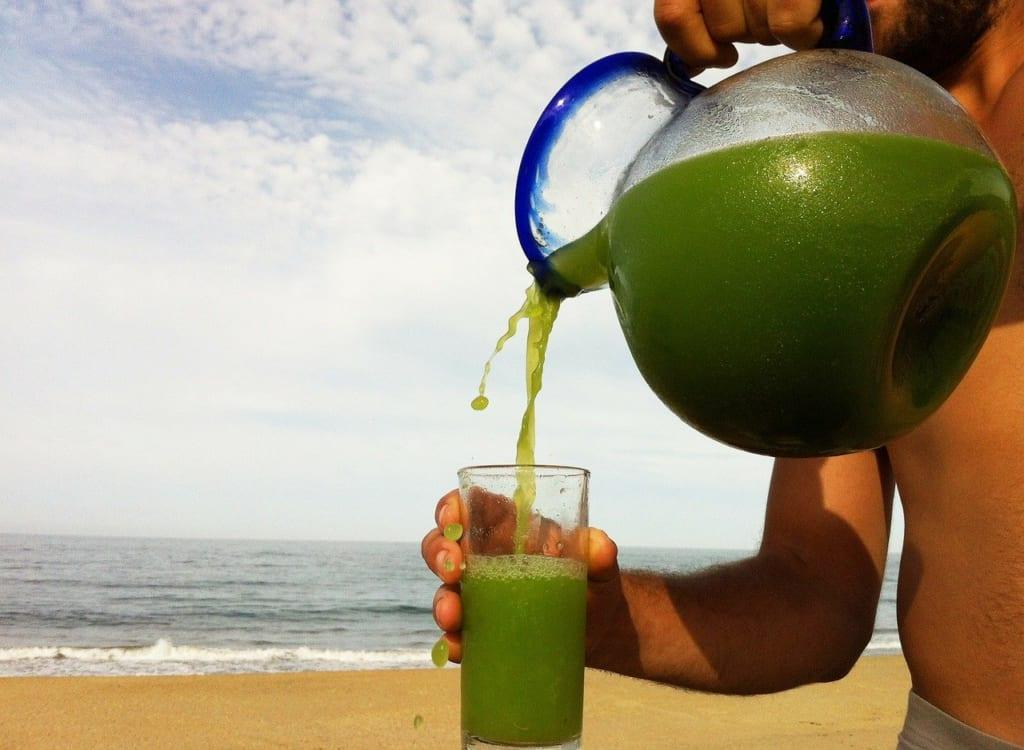 そもそも青汁ってなに?青汁の栄養成分とは?