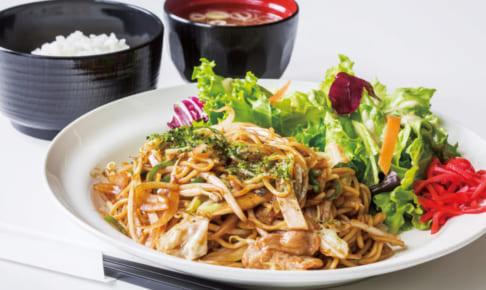 焼きそばのカロリーや糖質は?麺で変わる?ダイエット中の食べ方