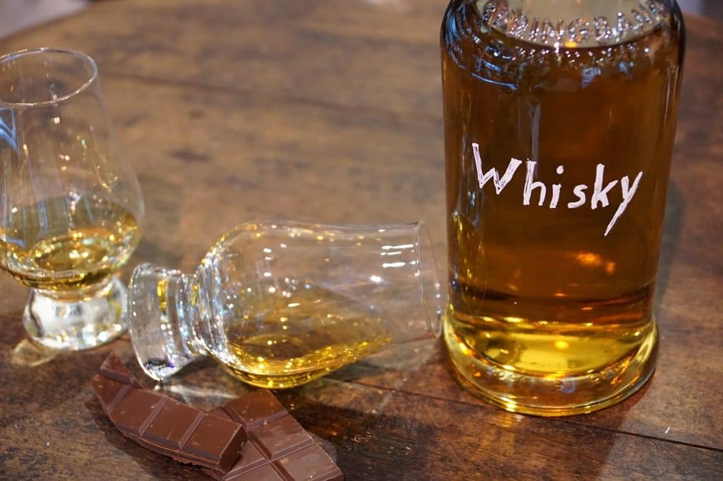 ダイエット中だけでなく糖尿病の方もウイスキーは飲める