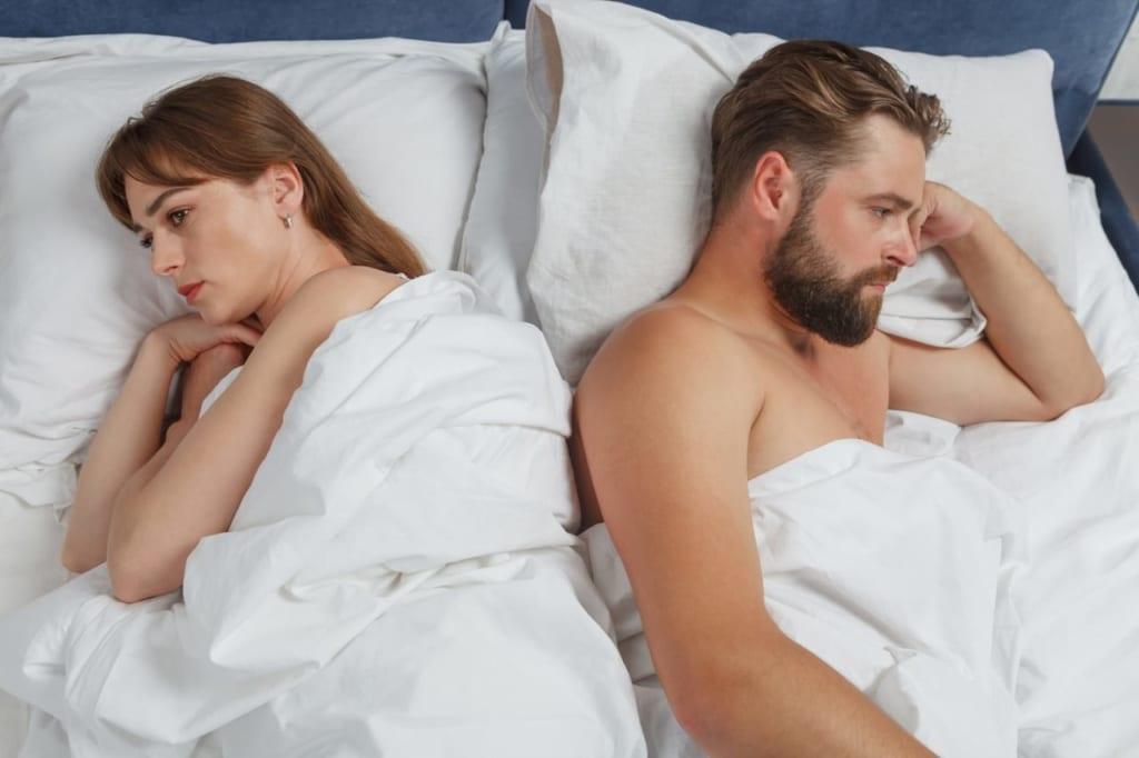 セックスレスは話し合いで解決?!原因は何?