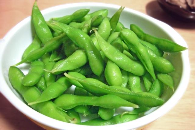 枝豆の栄養素-2
