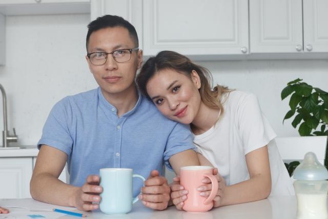 幸せな夫婦生活とは?