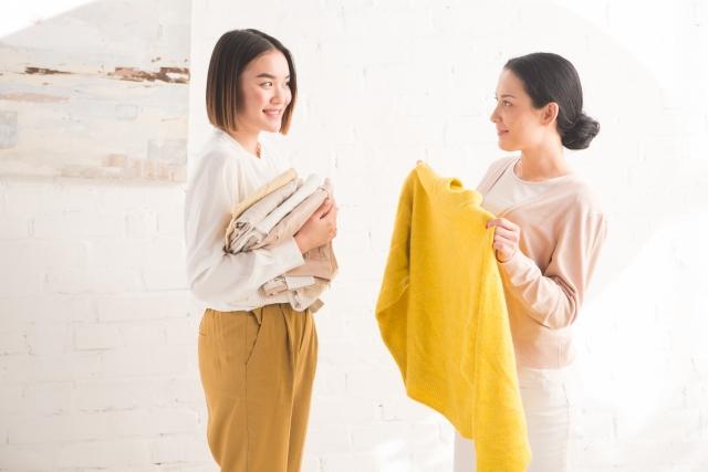 レーヨンの服を自分で洗濯する時のおすすめ方法