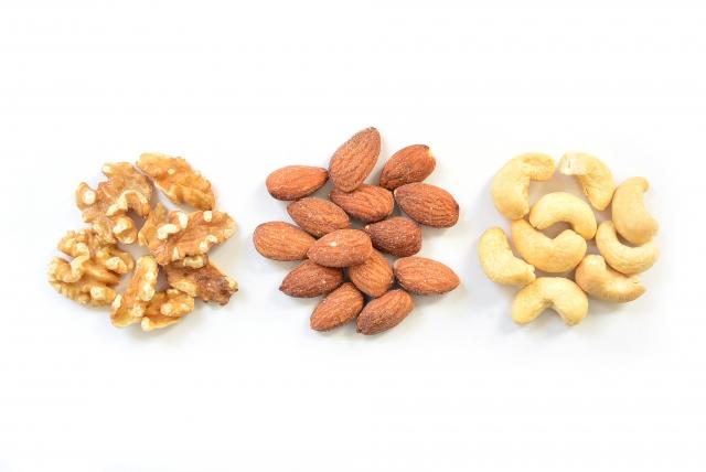 ナッツの栄養と効果を種類別に比較-3