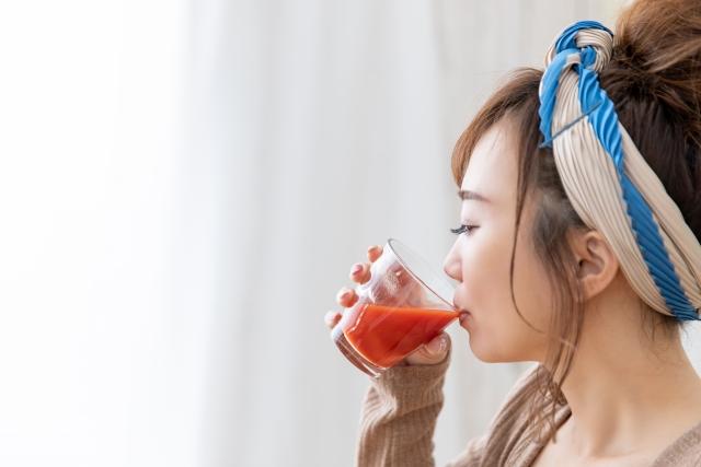 酢トマトジュースの効果が密かにブーム?