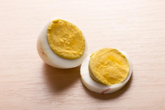 ゆで卵は1日何個まで?