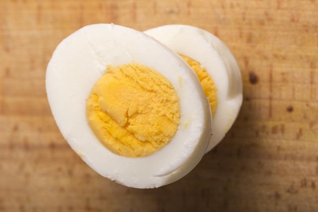 ゆで卵の栄養にはどんな効果がある?