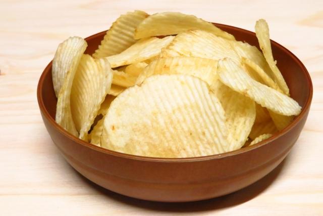 ポテチに含まれる健康にいい栄養素