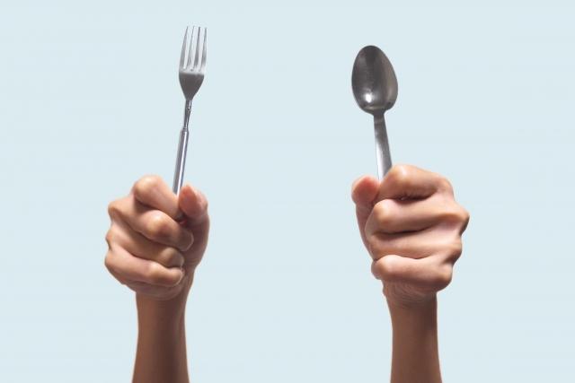 ダイエット中にお腹がすいたらどうする?