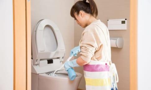 トイレ掃除の頻度はどれくらいがベスト?正しい手順や方法も徹底チェック