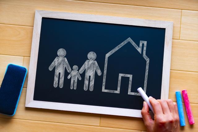 生活費の平均金額、3人家族になった場合は?