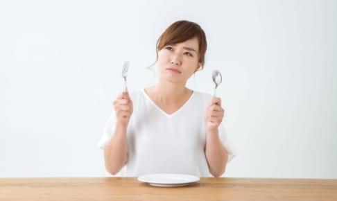 お腹がすいたらどうする?ダイエット中に食べるなら…?