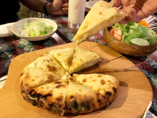チーズナンはダイエット中には避ける方がいい?