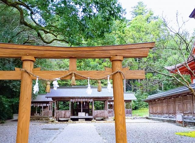 種銭で有名な大国主神社