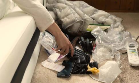 汚部屋の片付け手順!汚部屋から脱出する方法と収納のコツ