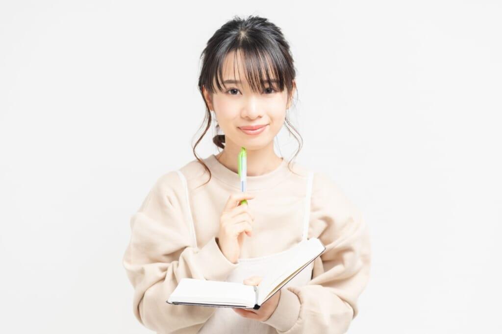 手帳に書くことアイデア③日記