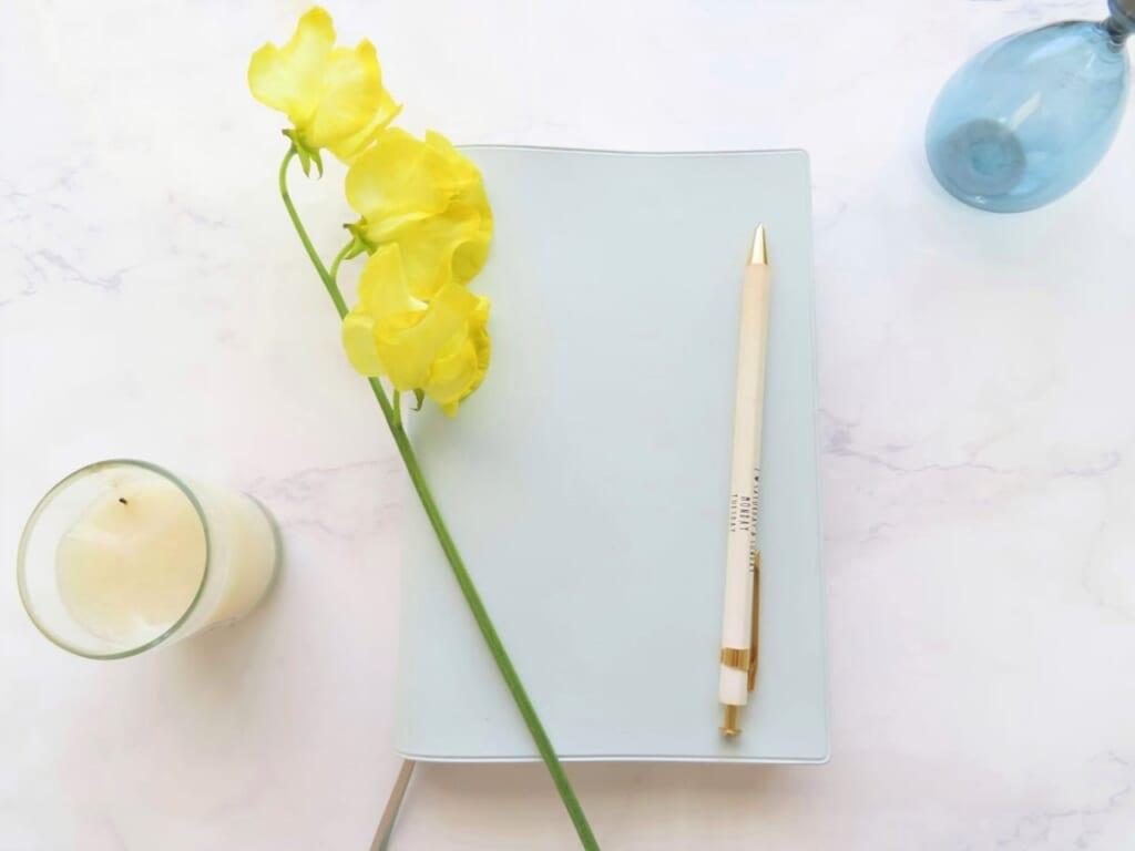 手帳に書くことアイデア⑦簡単家計簿