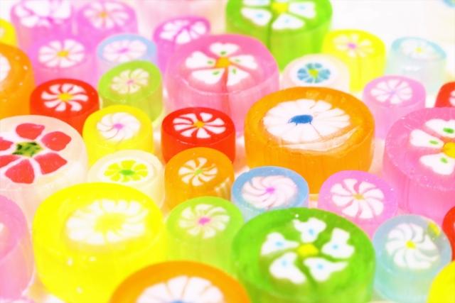 飴の糖質はどのくらいある?