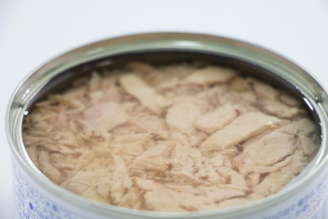 ツナ缶の栄養素