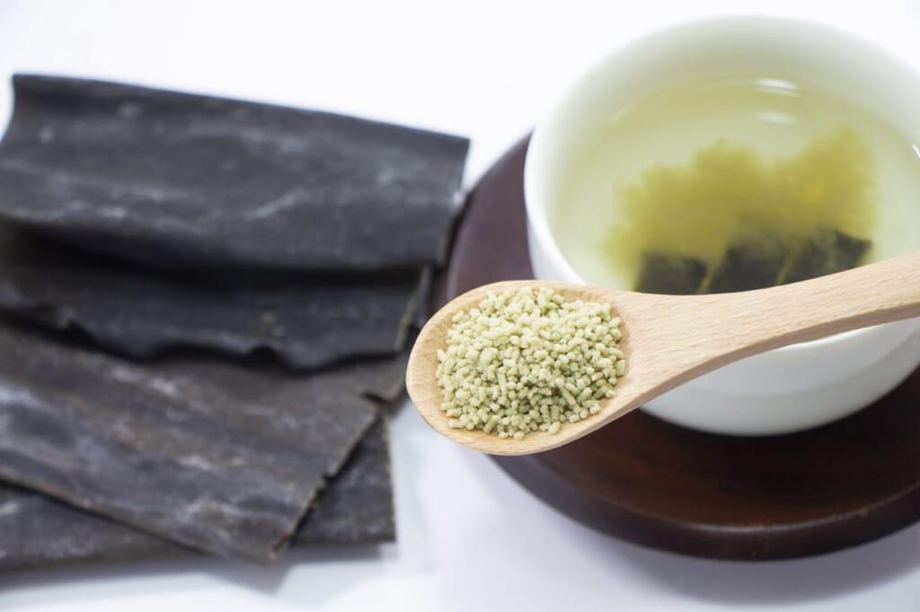 日本人ならやるべき!密かなブーム昆布茶ダイエットとは