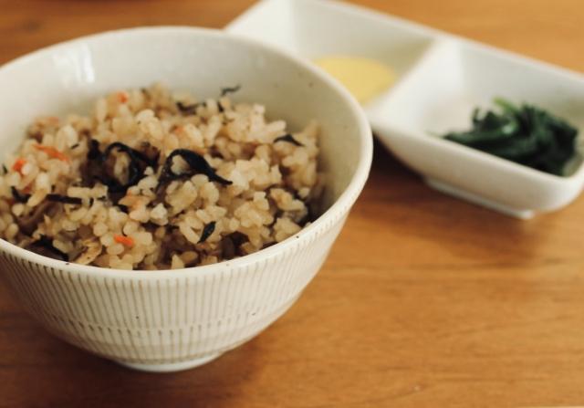 ひじきの栄養を活かすレシピ