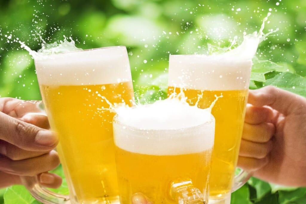 ビールの糖質はどれくらい?太りにくいビールの飲み方とは