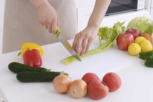 ズッキーニと好相性な野菜のカロリーと糖質