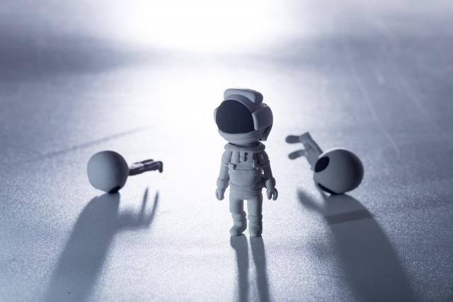 UFOが出てくる面白い夢!夢占いでの意味は?