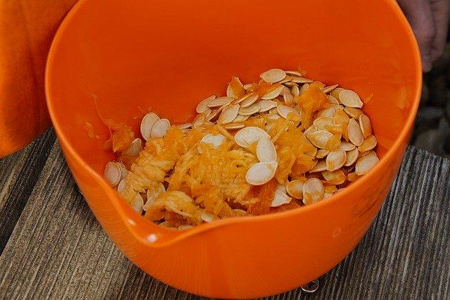 かぼちゃの種の栄養素を活かす取り方と食べ方