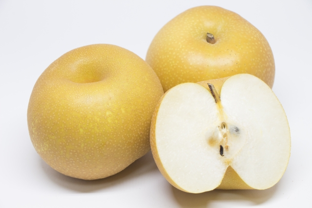 梨の栄養がもたらす効果