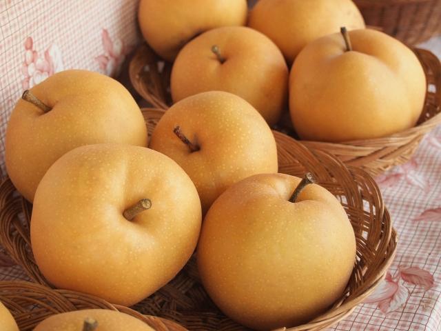 梨の栄養がもたらす効果-2