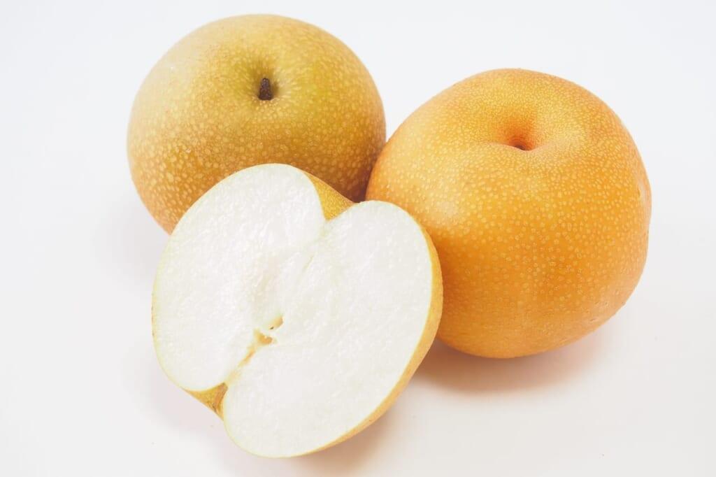 梨の栄養は?女性に嬉しい効果が盛りだくさん?おすすめの食べ方