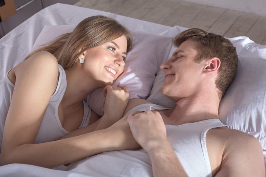 一日中セックスの幕開け!まずは時間をかけてじっくり楽しむ